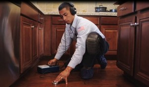 Best plumbers near you perform precise water pipe leak detection in Aliso Viejo, CA